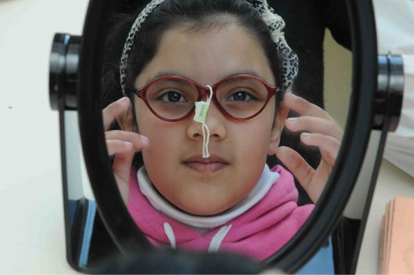 Eye Healthcare Control Campaign